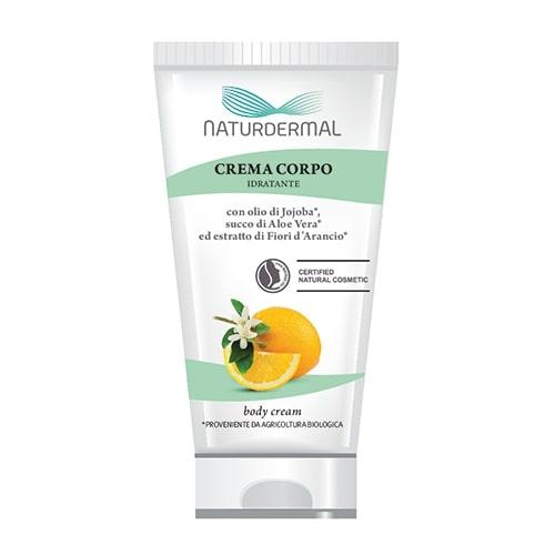 Crema corpo idratante in formula Private Label