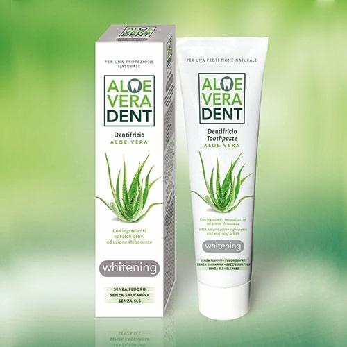 Dentifricio Aloeveradent per vendita Conto Terzi