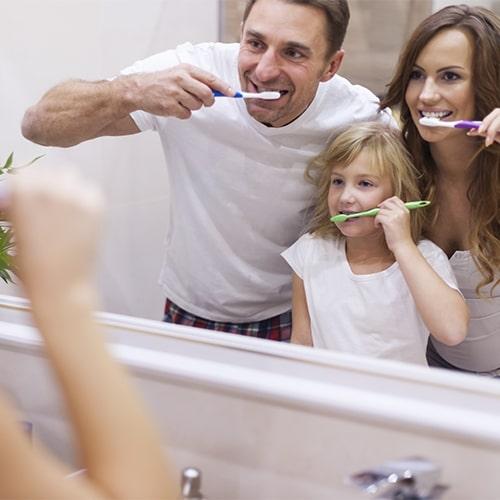 Produzione di dentifrici in white label