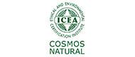 Logo Cosmos Natural